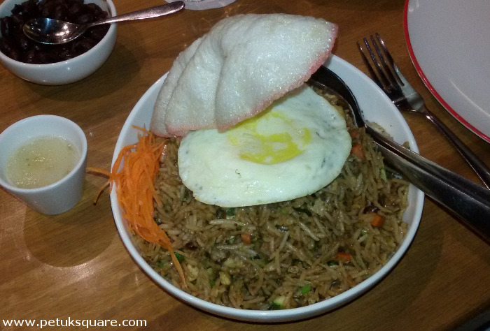 Chicken Nasi Goreng
