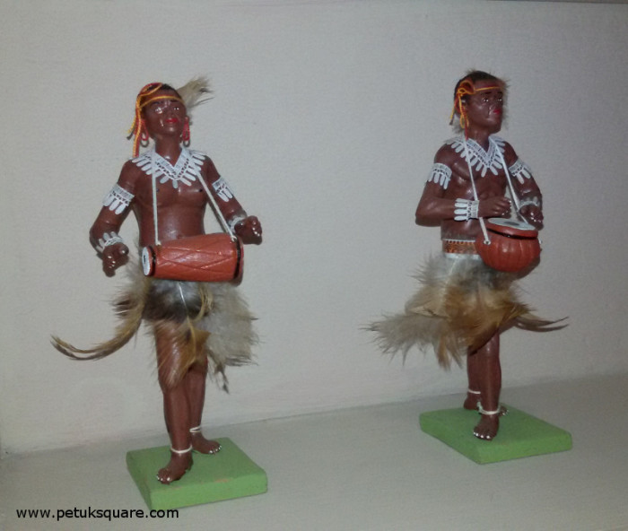 Tribal figures
