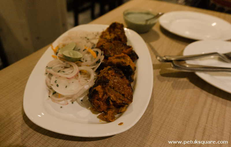 Mutton Barra Kebab