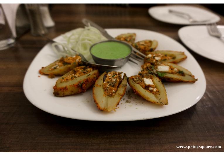 Tandoori Aloo - Govinda's Higher Taste