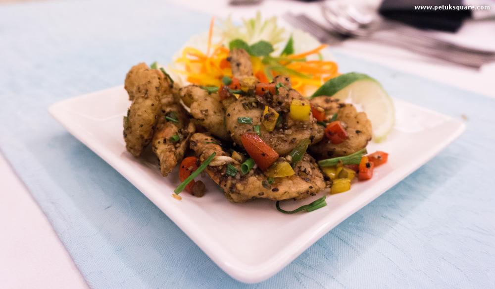 The Palms Restaurant - Good Indian & Oriental | Petuk Square