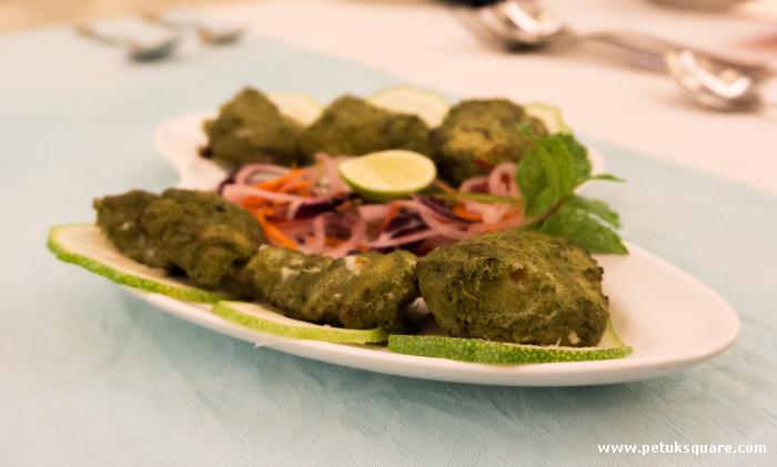 Mahi Pahari Kebab