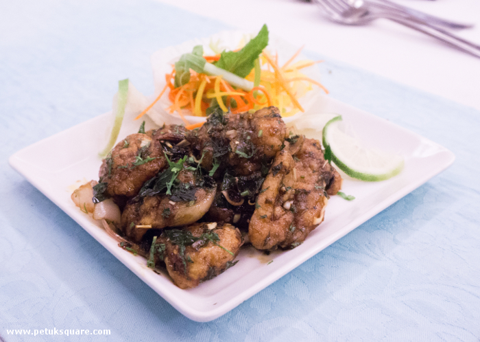 Takrai Gai / Lemongrass Chicken