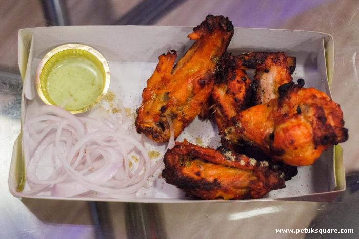 Murgh Chatpata Kebab